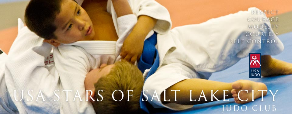 USA Stars of Salt Lake City Judo Club