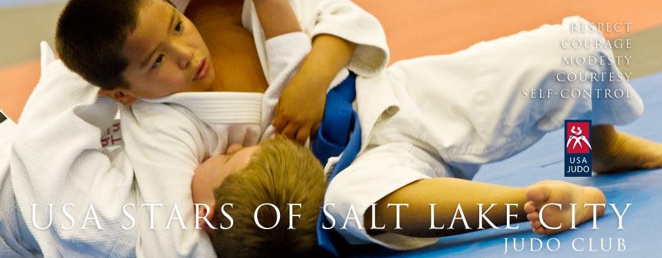 USA Stars of Salt Lake City Judo Club
